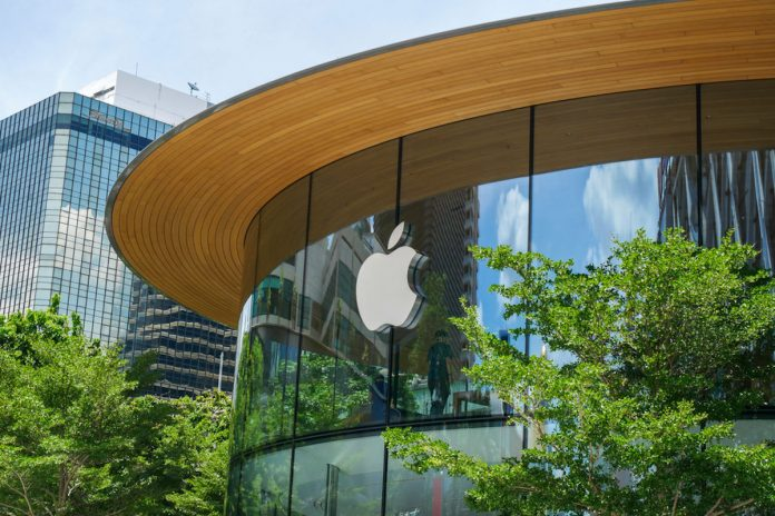 Apple carbon free