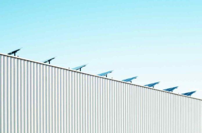 Affitto del tetto per il fotovoltaico