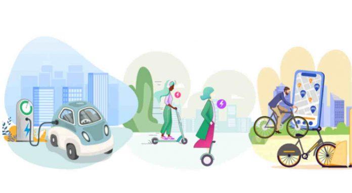 Bluexperience salone mobilità Napoli