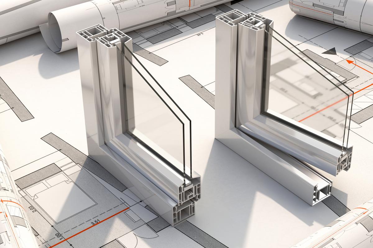 finestra in alluminio termica