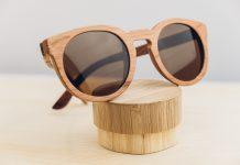 occhiali da sole sostenibili