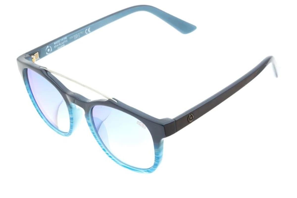 occhiali da sole sostenibili Sea2see in plastica riciclata