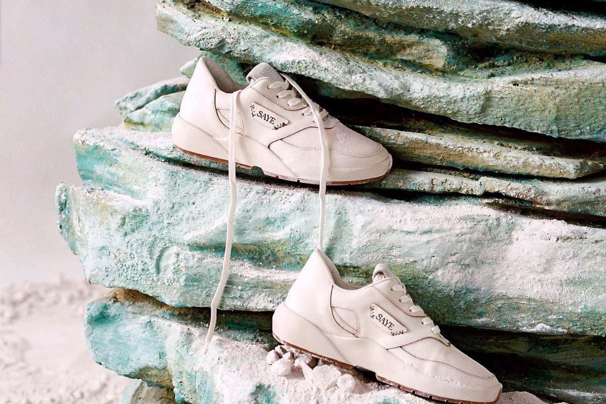 Sneakers sostenibili primavera