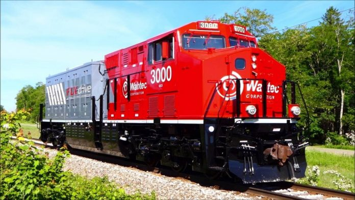 locomotiva elettrica di Wabtec