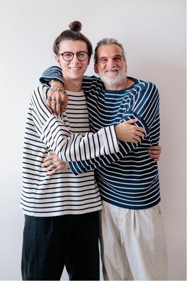 Maglioni uomo Gaia Segattini Knotwear