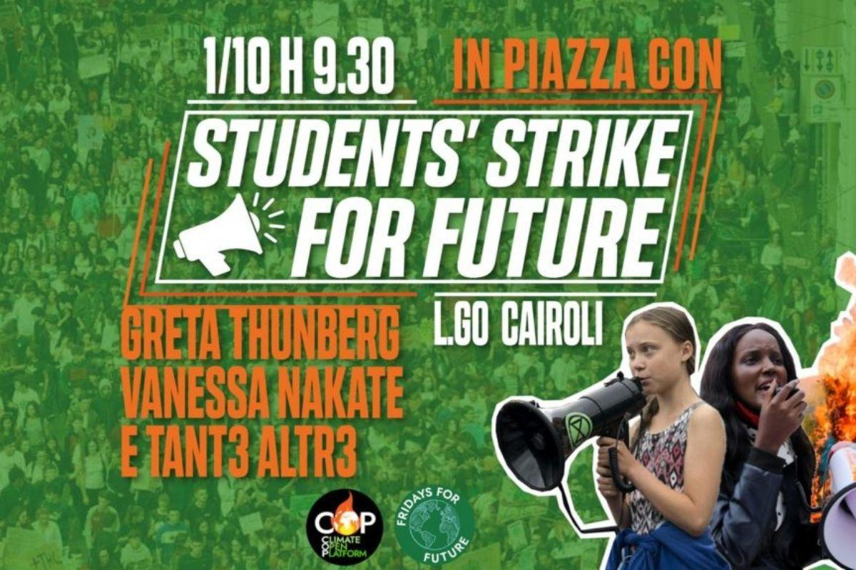 Fridays For Future 7 motivi per cui scioperare
