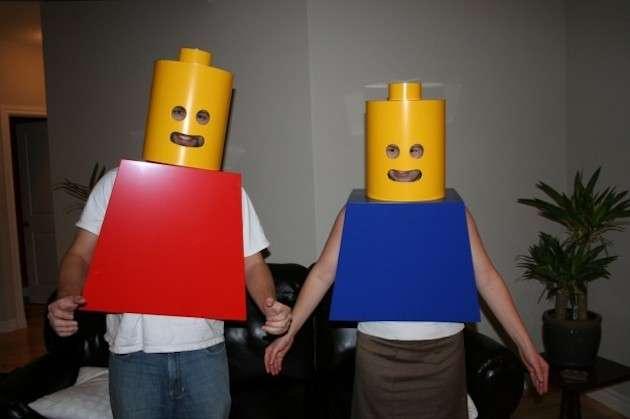 Lego di cartone