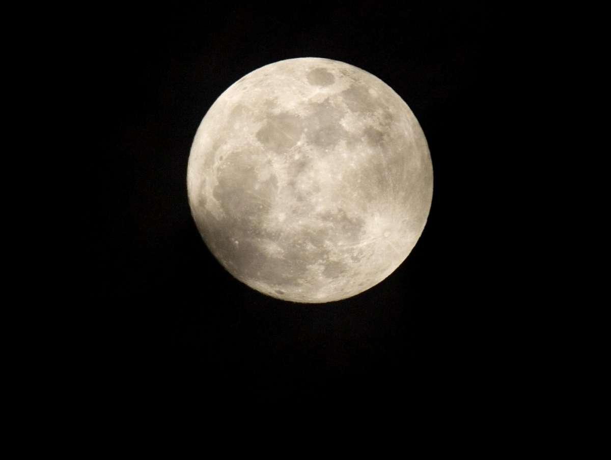 luna, satellite terrestre